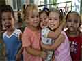 niños en cuba