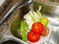 Lavado de vegetales