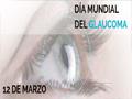 Día Mudial del Glaucoma