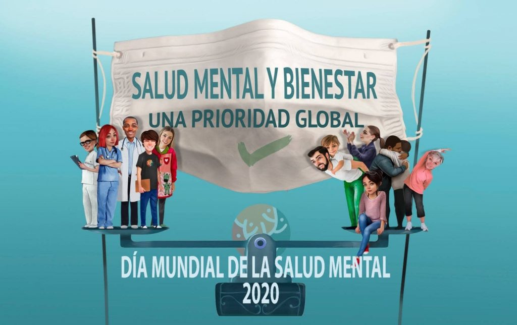 La salud mental es una prioridad global