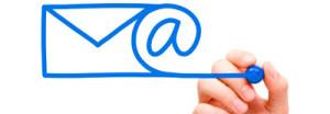 contacto mensajería correo